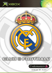 Club Football Real Madrid for Xbox