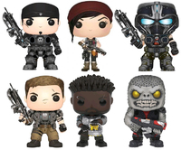 Gears of War 4 - Pop! Vinyl Bundle