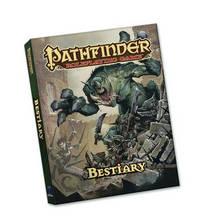 Pathfinder Roleplaying Game: Bestiary Pocket Edition by Jason Bulmahn image
