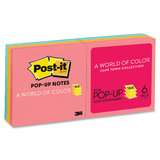 Post-it R330 Pop-Up Note Refill - Capetown (Pack of 6)