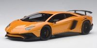 Autoart: 1/18 Lamborghini Aventador Lp750-4 Sv - Diecast Model