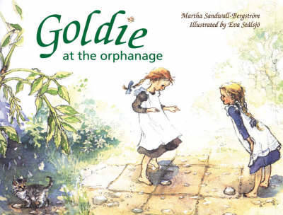 Goldie at the Orphanage by Martha Sandwall-Bergstrom image