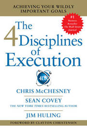 4 Disciplines of Execution by Sean Covey