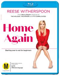 Home Again on Blu-ray