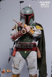 "Star Wars: Episode V - Boba Fett (Deluxe Ver.) - 12"" Articulated Figure"