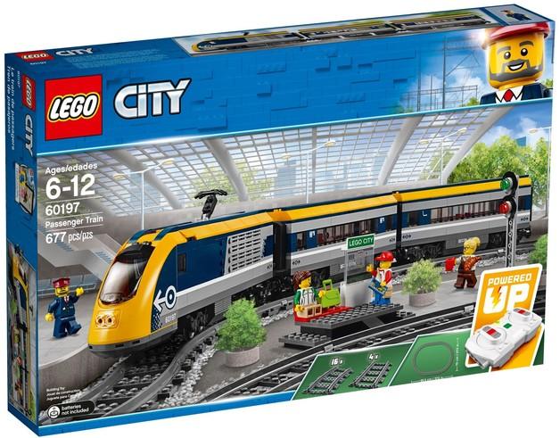 LEGO City - Passenger Train (60197)
