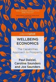 Wellbeing Economics by Paul Dalziel