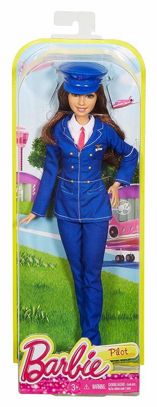 Barbie Careers: Pilot Doll