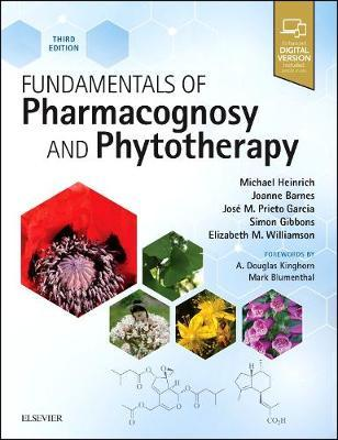 Fundamentals of Pharmacognosy and Phytotherapy by WILLIAMSON image