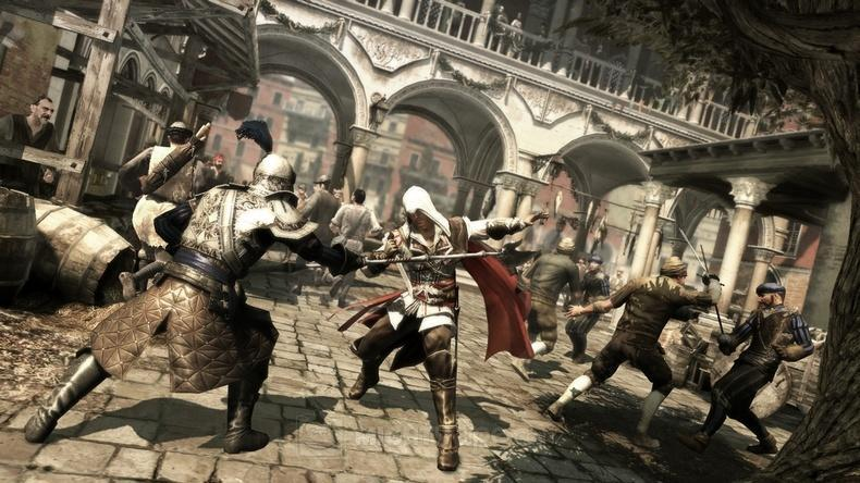 Assassin's Creed II - Game of the Year edition (Classics) for Xbox 360 image