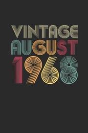 Vintage August 1968 by Vintage Publishing image