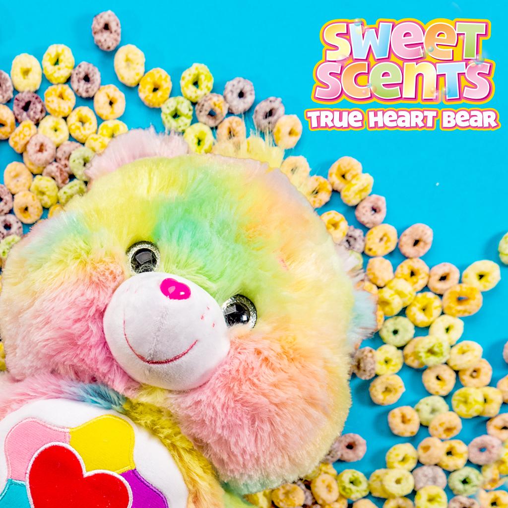 Care Bears: Sweet Scents Plush - True Heart Bear image