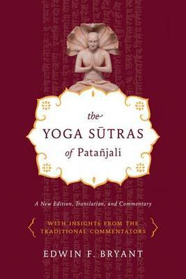 Yoga Sutras of Patanjali by Edwin Bryant image