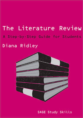 The Literature Review: A Step-by-step Guide for Students by Diana Ridley image