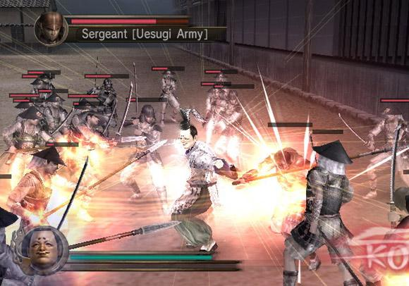 Samurai Warriors: Xtreme Legends for PlayStation 2 image