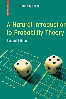 A Natural Introduction to Probability Theory by Ronald Meester image