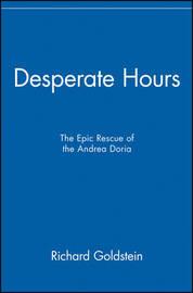 Desperate Hours by Richard Goldstein image
