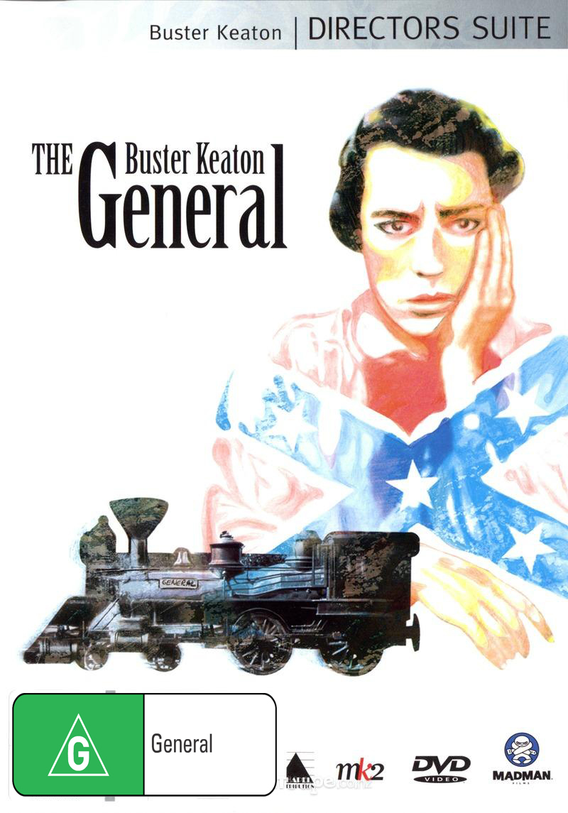 The General (2 Disc Set) on DVD image