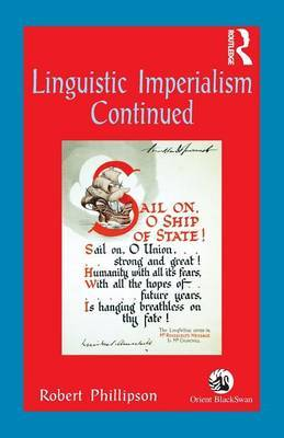 Linguistic Imperialism Continued by Robert Phillipson image