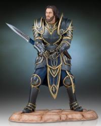 Warcraft Movie - 1:6 Lothar Statue