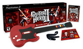 Guitar Hero II (includes guitar) for PlayStation 2