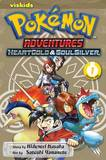 Pokemon Adventures: Heart Gold Soul Silver, Vol. 1 by Hidenori Kusaka
