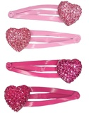 Great Pretenders - Sparkly My Heart Hairclip Set