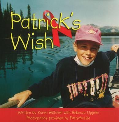 Patrick's Wish by Karen Mitchell image