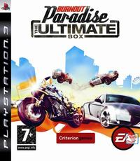 Burnout Paradise The Ultimate Box for PS3