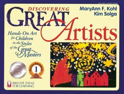 Discovering Great Artists by MaryAnn F Kohl