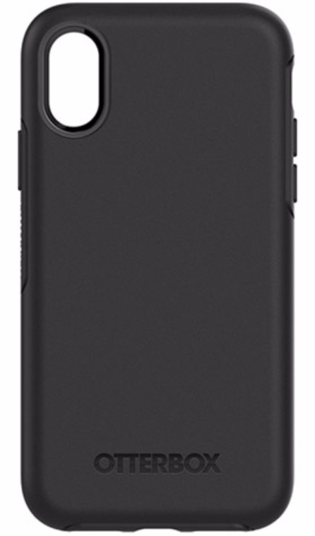 the best attitude 72637 fed8e Otterbox Symmetry Case for iPhone X - Black | at Mighty Ape Australia