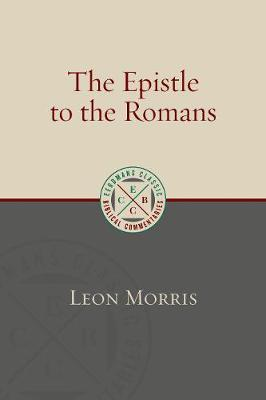 The Epistle to the Romans by Leon Morris image