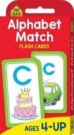 Alphabet Match Flash Cards