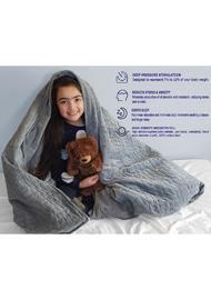 Royal Comfort Snug Embrace Weighted Gravity Blanket - King image