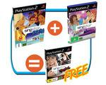 Sing Star Game Bundle 2 (2 Sing Star games + one FREE) for