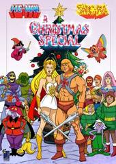 He-man And She-ra Christmas Special on DVD