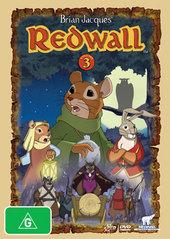 Redwall (Brian Jacques') - Vol. 3 on DVD