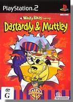 Wacky Races starring Dastardly and Muttley for PlayStation 2