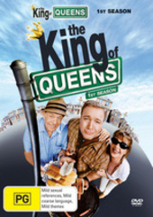 King Of Queens, The - 1st Season (4 Disc Set) on DVD