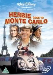 Herbie Goes To Monte Carlo (1977) on DVD