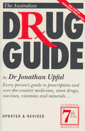 The Australian Drug Guide by Jonathan Upfal image