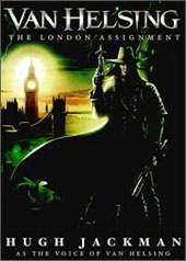 Van Helsing - The London Assignment on DVD