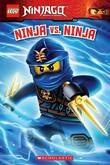 Ninja vs. Ninja (Lego Ninjago: Reader) by Kate Howard