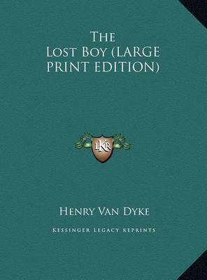 The Lost Boy by Henry Van Dyke image