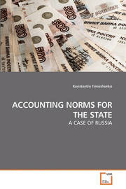 Accounting Norms for the State by Konstantin Timoshenko