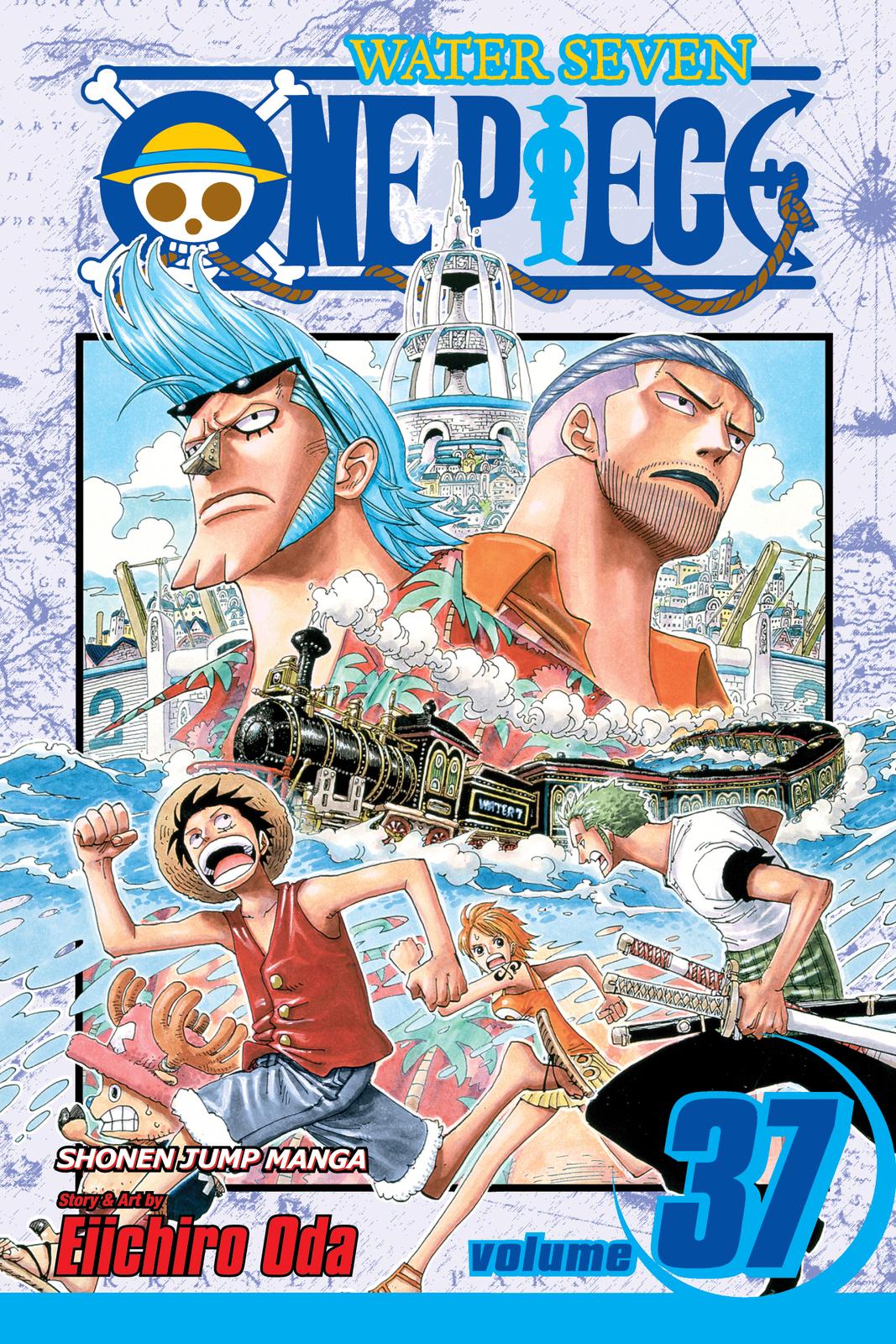 One Piece, Vol. 37 by Eiichiro Oda image