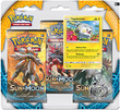 Pokemon TCG Sun & Moon 3-Pack Blister: Togedemaru