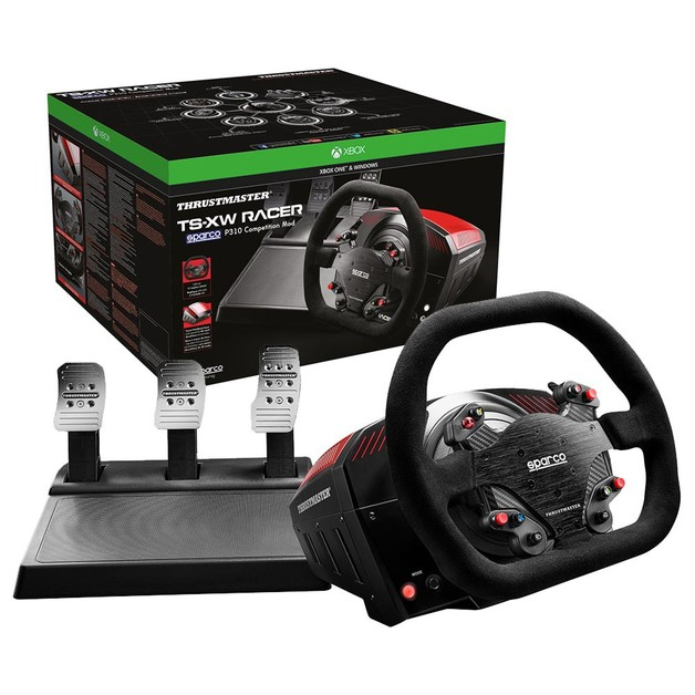 Thrustmaster TS-XW Racer Wheel & T3PA Pedals (Xbox One & PC) for Xbox One