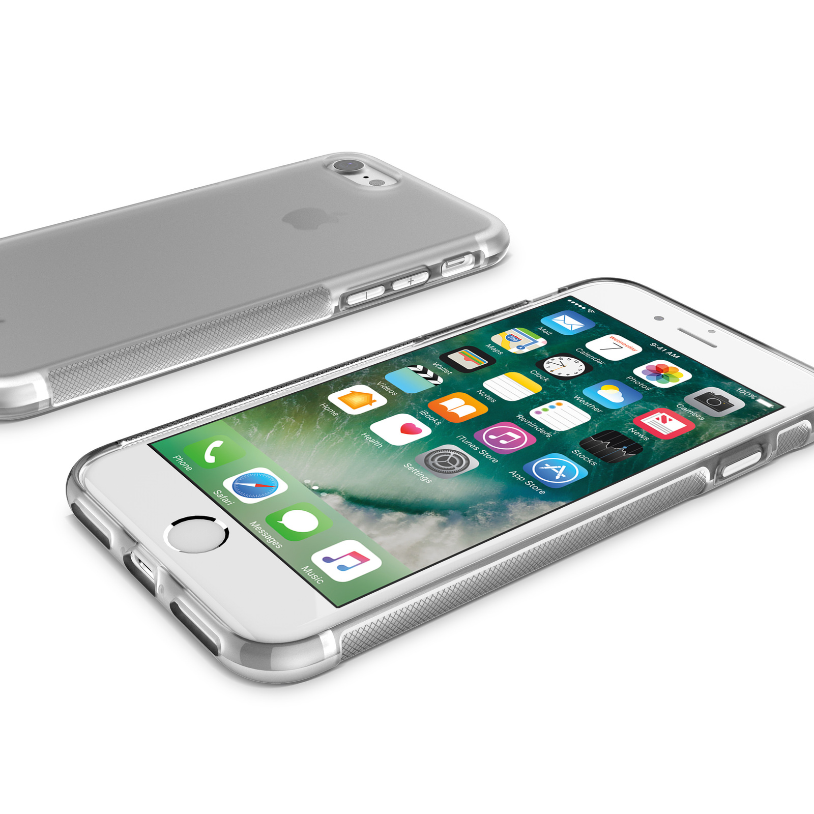 iLuv: Gelato Ultra-Thin Case - For iPhone 7/8 (Clear) image
