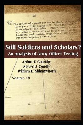 Still Soldiers and Scholars? An Analysis of Army Officer Testing by Coumbe image